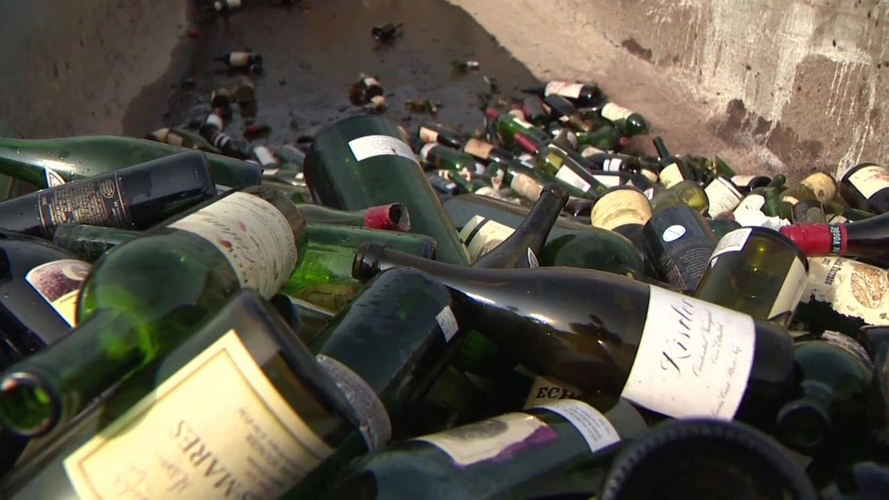 Authorities to auction off wine confiscated during bust