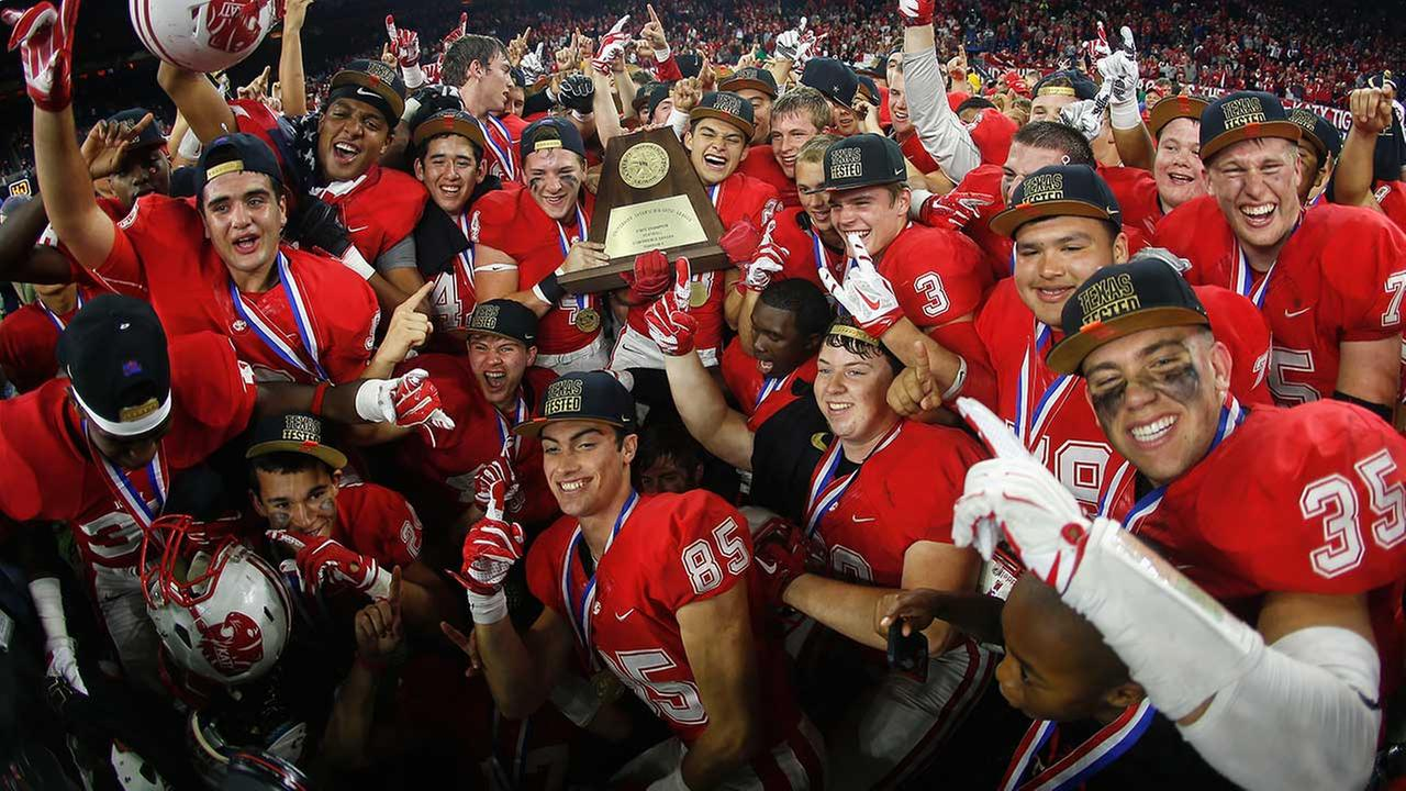 Katy named high school football national champs