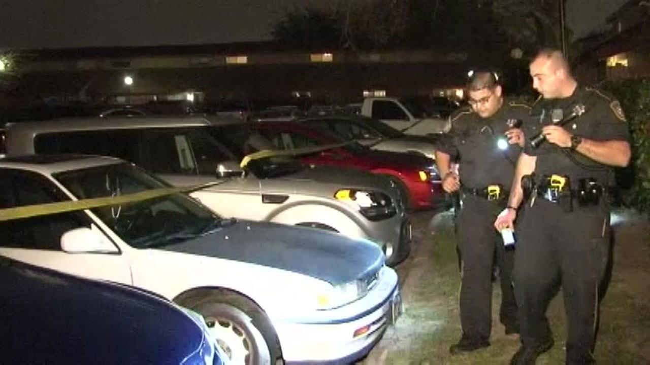 Suspect injured in officer-involved shooting in SE Houston
