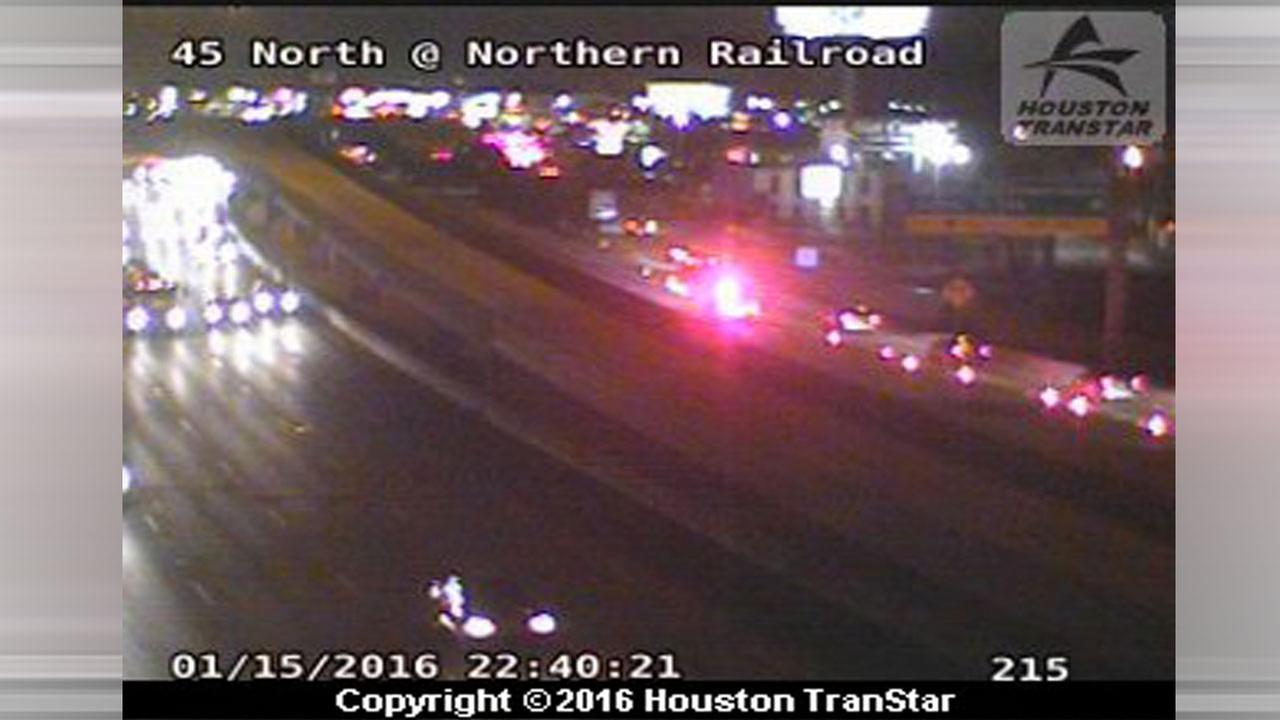 Two people dead in north Houston accident involving big rig