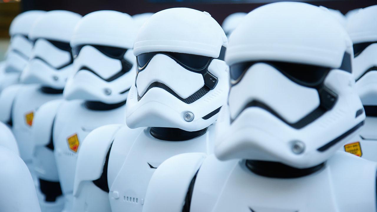 Star Wars Stormyroopers