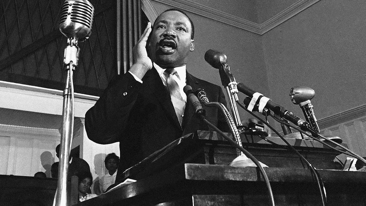 Remembering Dr. Martin Luther King., Jr on the 48th anniversary of his death