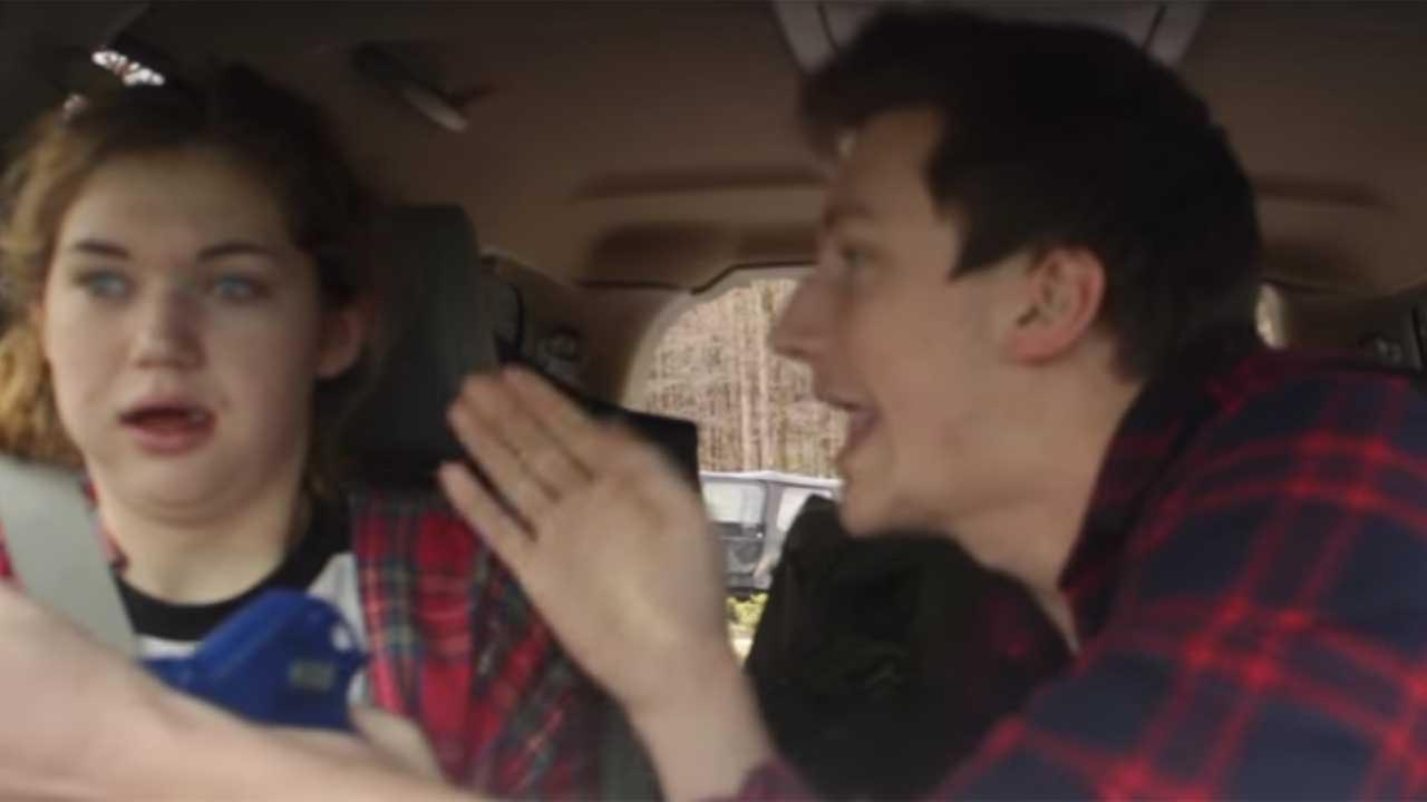 Brothers pull 'Zombie Apocalypse' prank on sister