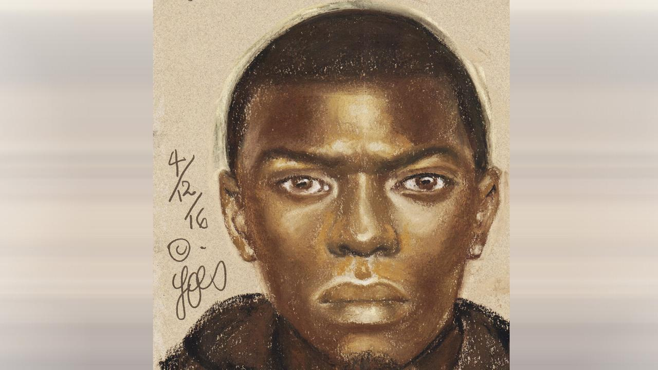 Police release sketch of suspect in double murder in southeast Houston