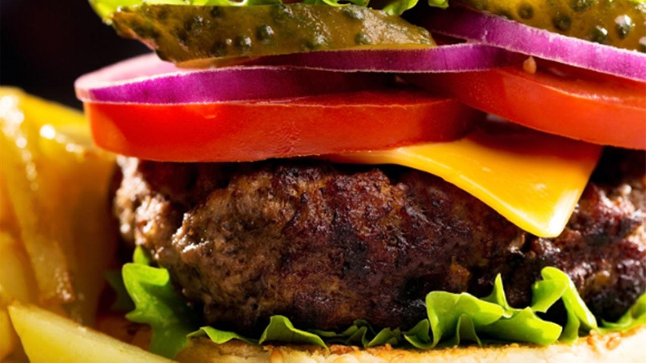 Rat DNA found in burgers, study says