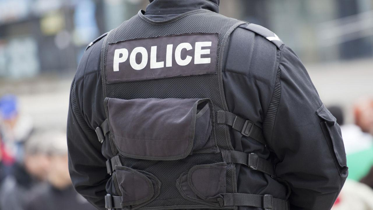 If you see a SWAT scene in downtown Houston, don't be alarmed