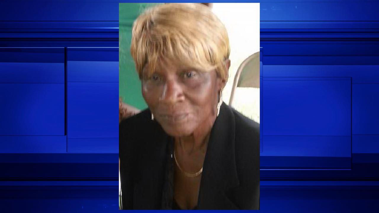 Pamela Sue Hughes, 66, was last seen in the 4100 block of Oak Shadows in northwest Houston on Friday.