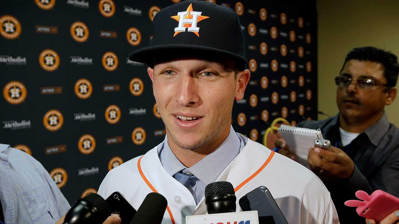Alex Bregman will join the big league team on Monday.