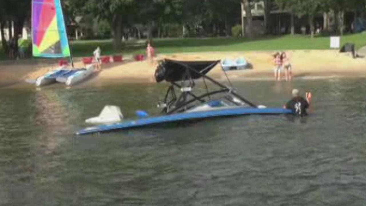 11 People Rescued From Sinking Boat On Lake Conroe Abc13 Com