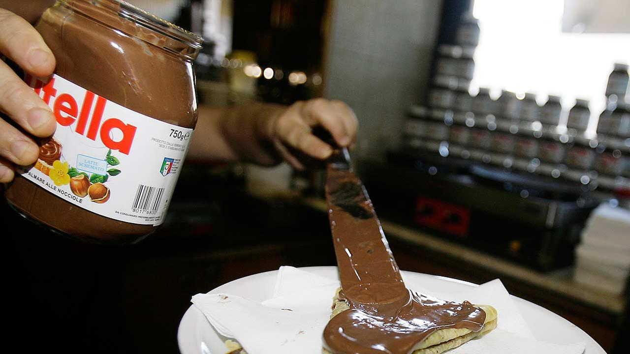 Refracted rays from Nutella jar blamed for UK house fire