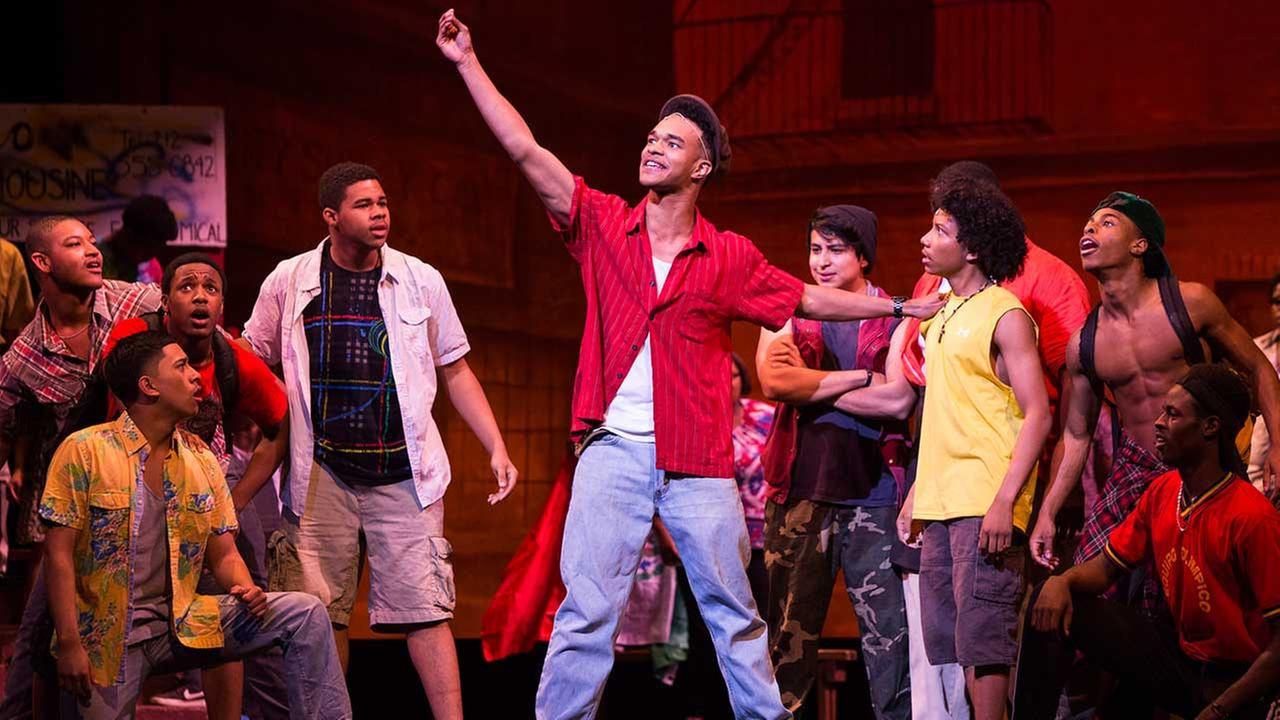 List of high schools participating in Tommy Tune Awards