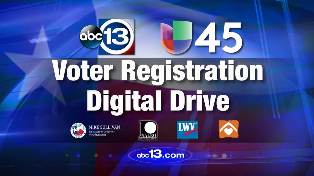 2015 Voter Registration Drive