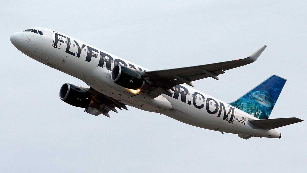 Frontier Airlines is offering $19 fares from Houston to Denver