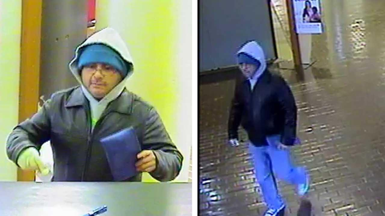 Bank robber threatened to have bomb during heist