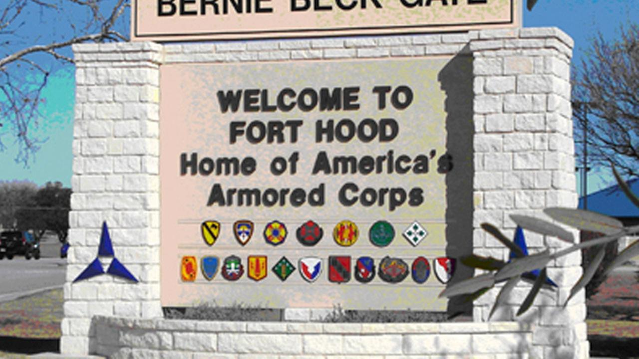File photo of Ft. Hood