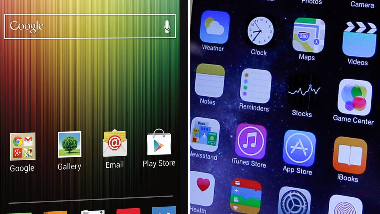Study suggests your smartphone choice is a sign of your intelligence