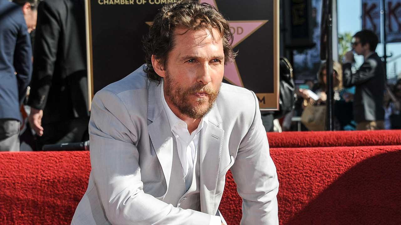 Matthew McConaughey will deliver the commencement address at UHs spring graduation