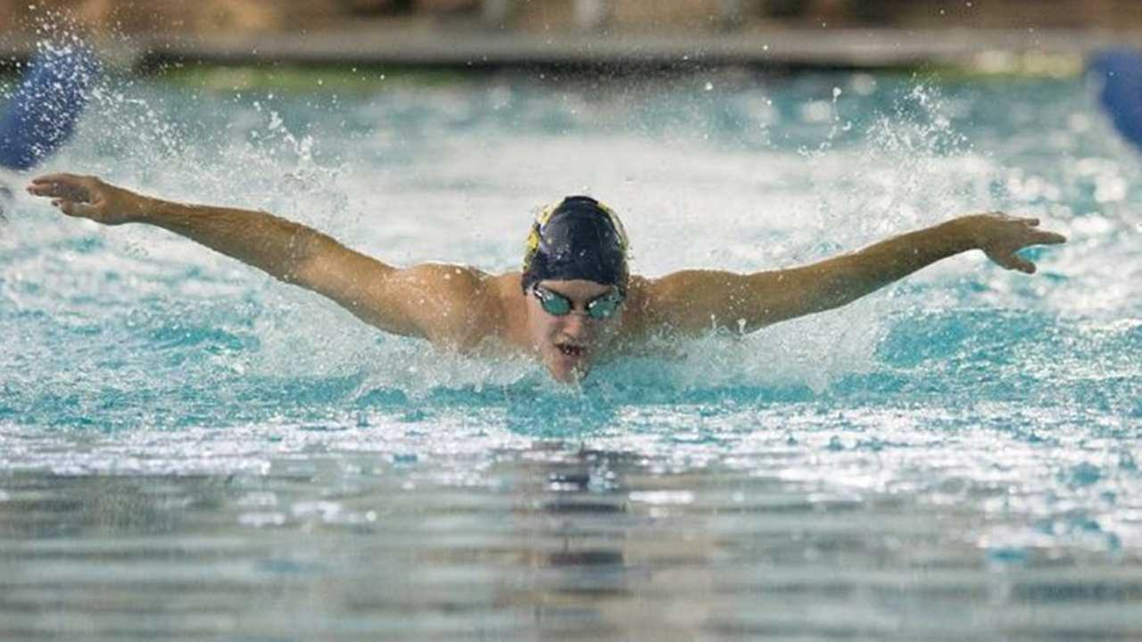St. Thomas swimmers win city championship