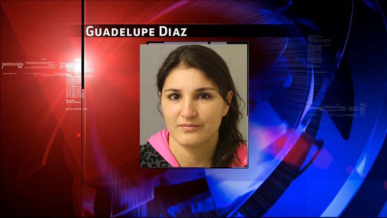 Woman accused of assaulting juvenile with whom her son fought