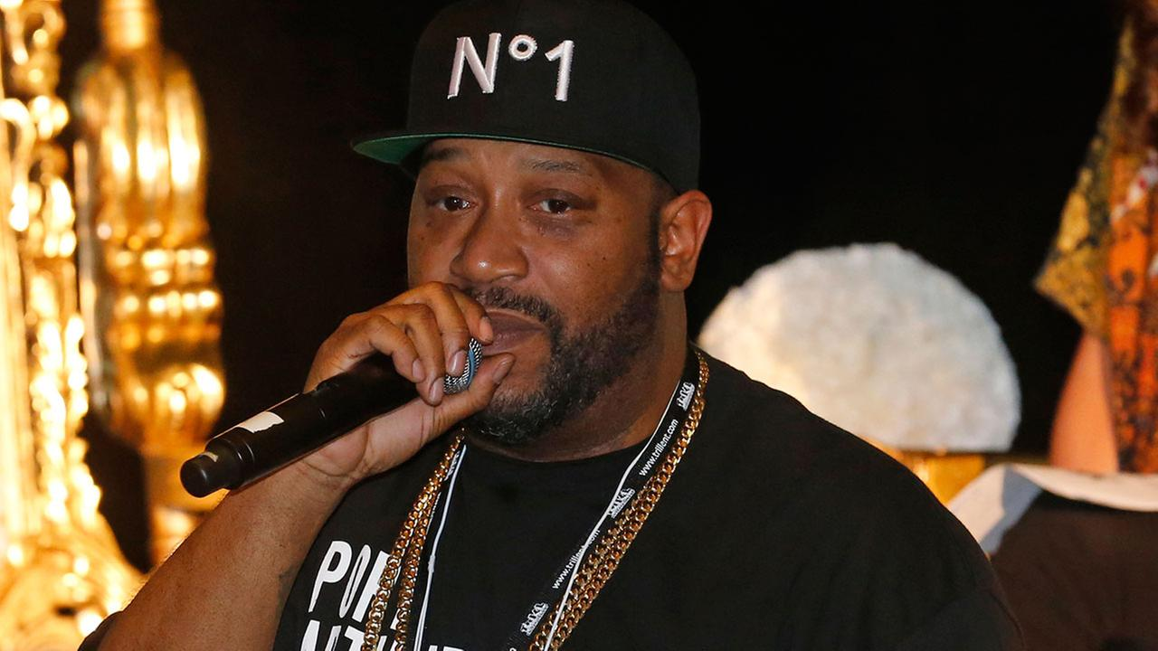 Entertainer Bun B