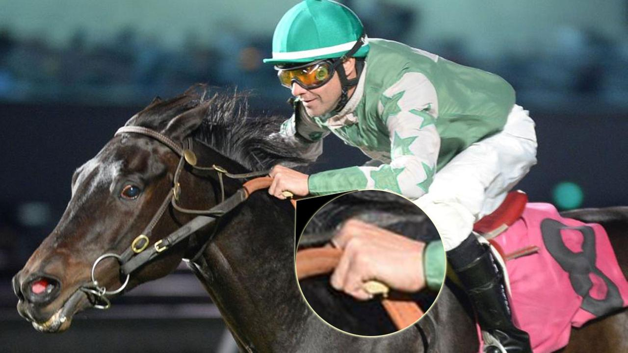 Texas Racing Commission: Jockey accused of shocking horse did it before