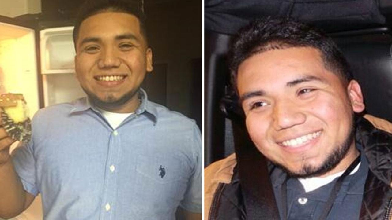 Frank Madrano, 19, was working at the back of a new home on S. Ella Creek when he was killed.
