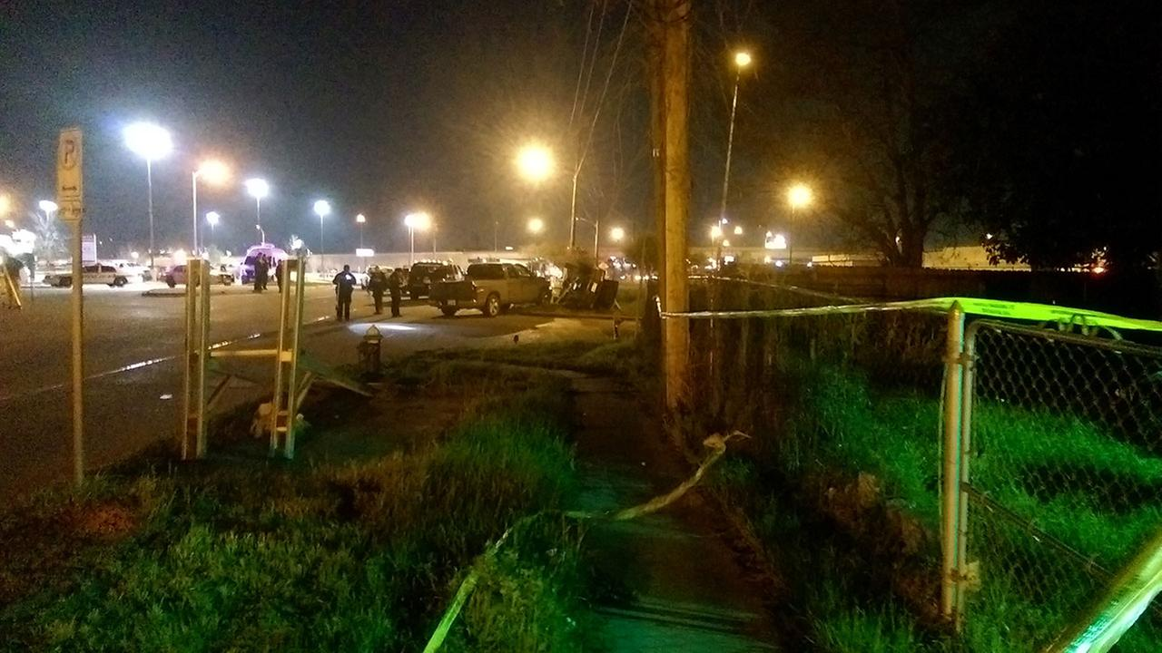 Driver killed in Acres Homes-area collision