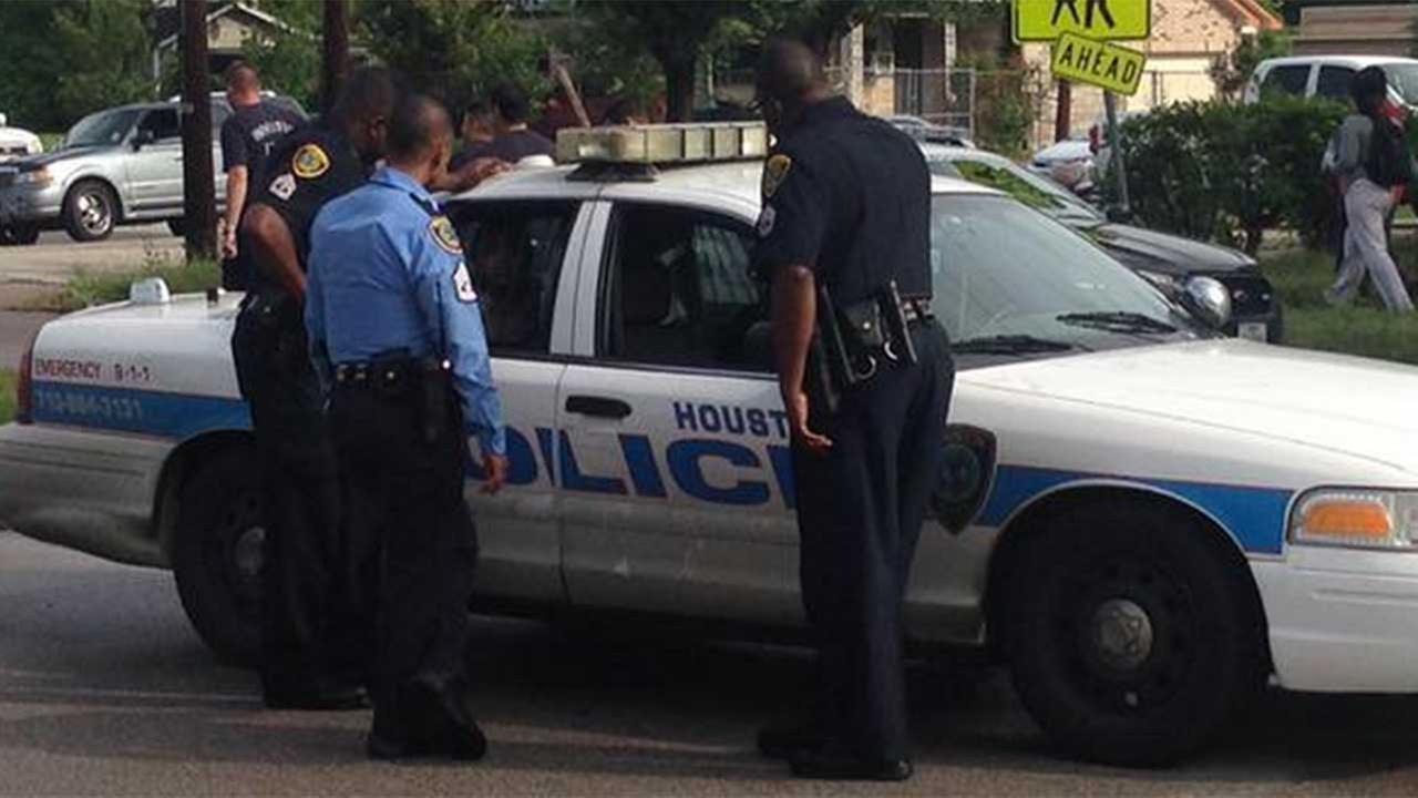 Man shot  near Third Ward hospital