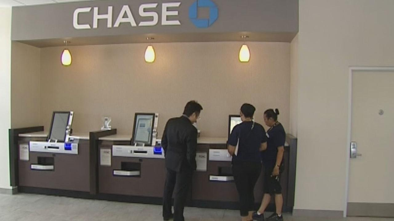 chase rolls out express banking kiosks at medical center location may make traditional bank. Black Bedroom Furniture Sets. Home Design Ideas