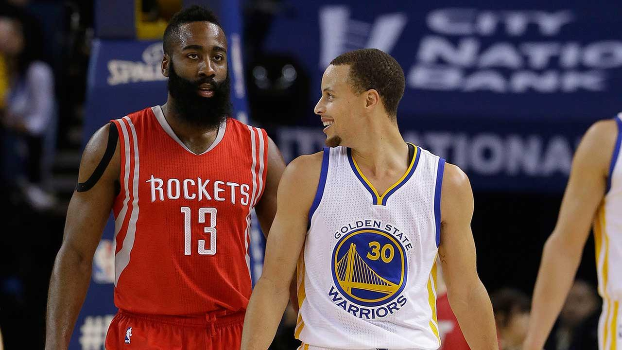 schedule for rockets-warriors western conf. finals | abc13