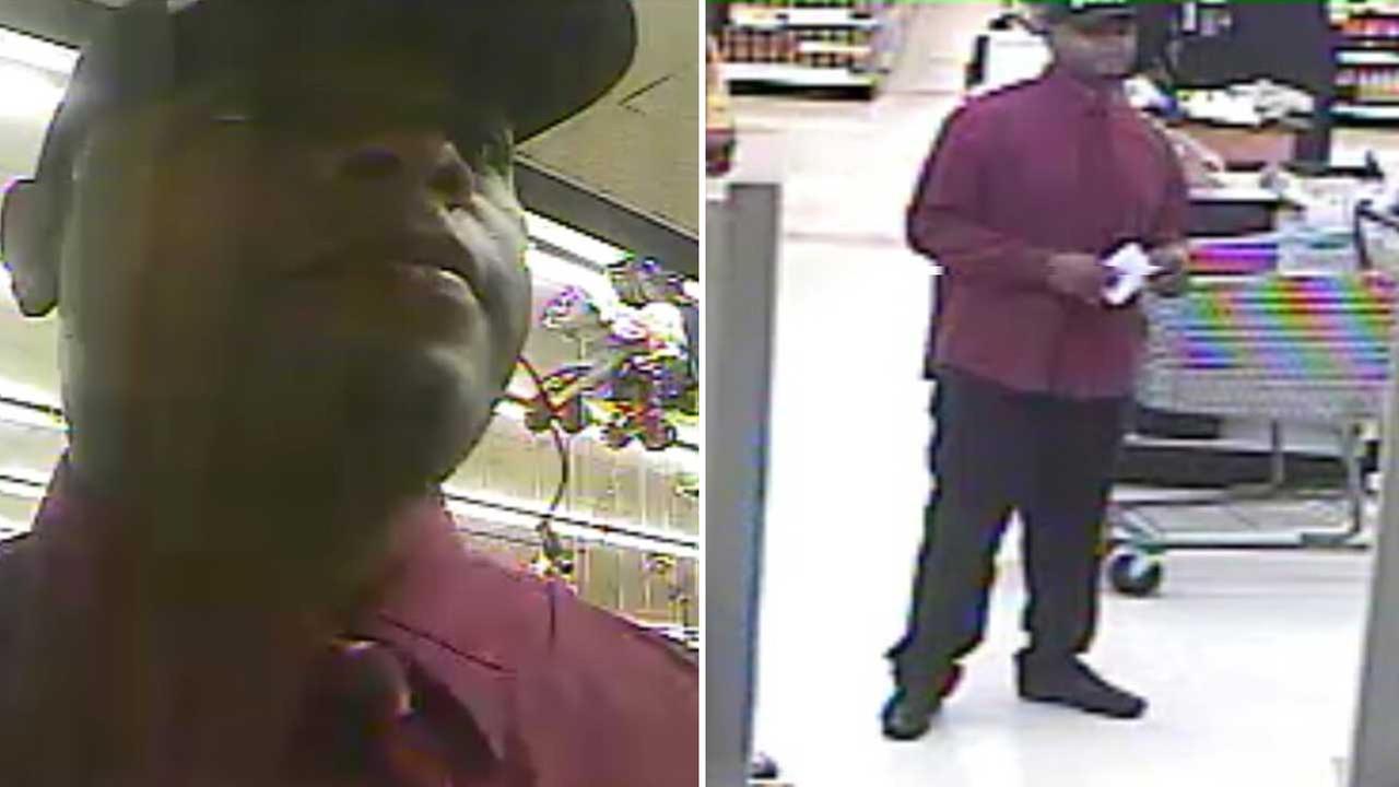 FBI: Man dresses up to rob east Houston bank