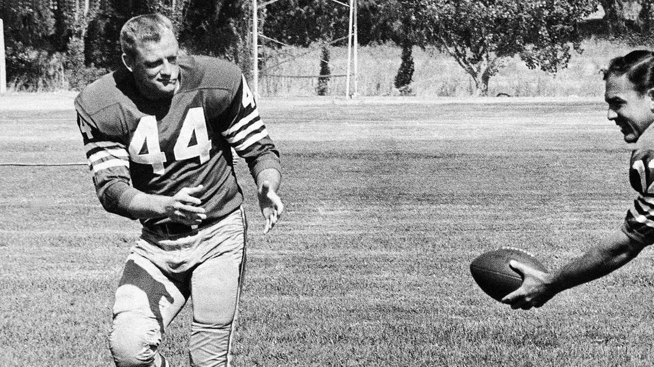 Texas A&M's John David Crow, 1957 Heisman winner, dies at 79