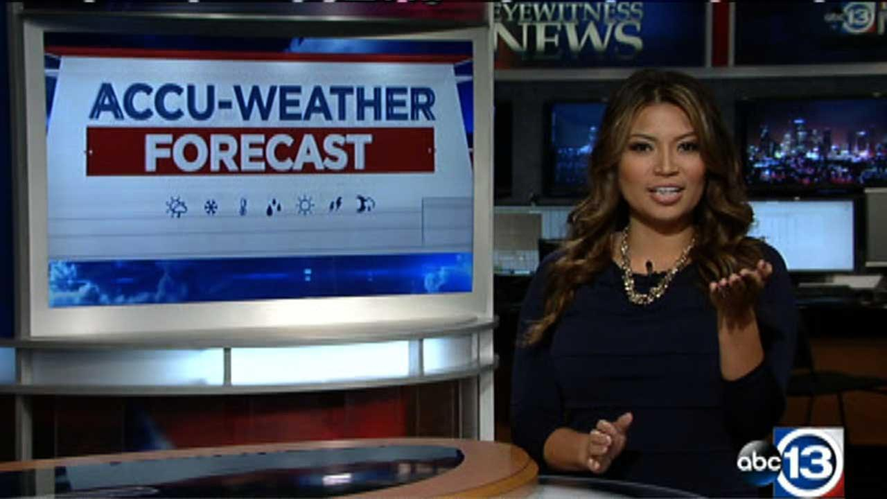 Welcome to the Eyewitness News team, Elita Loresca