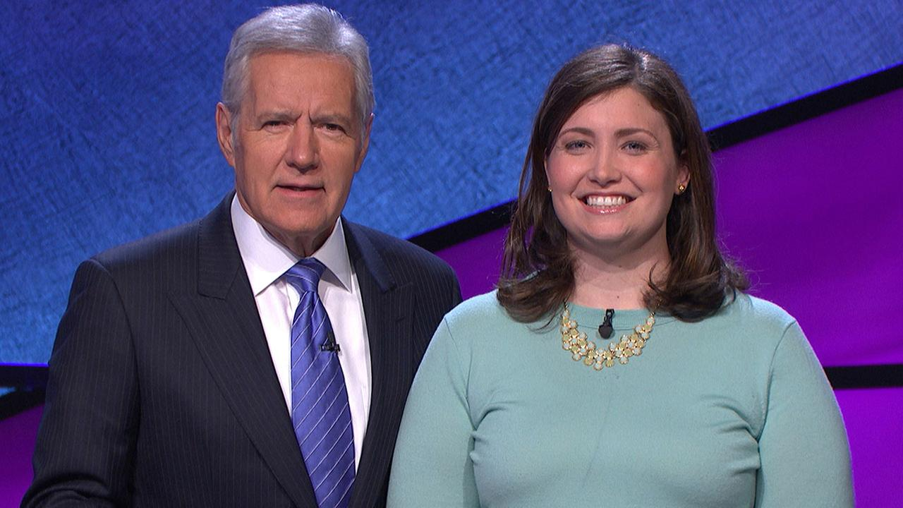 Jeopardy contestant