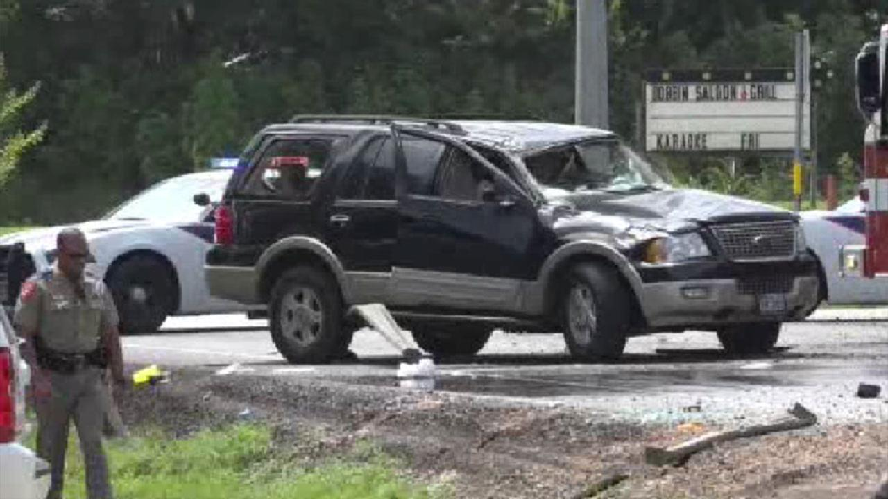 Teen killed, 2 others injured in Montgomery County crash