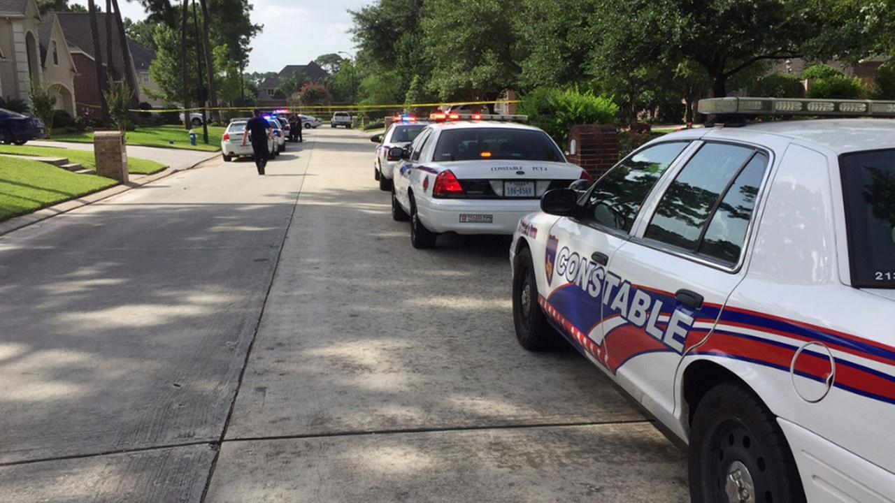 Harris County boy accidentally shot in the face dies