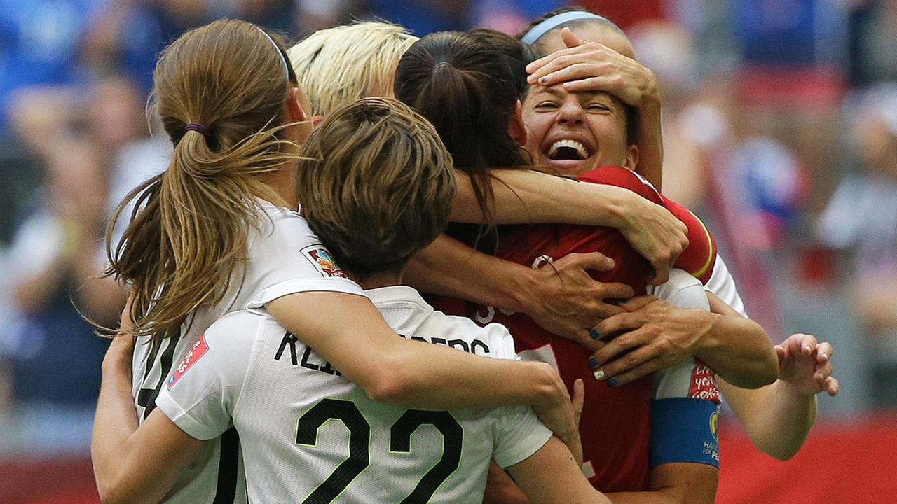 US in Womens World Cup