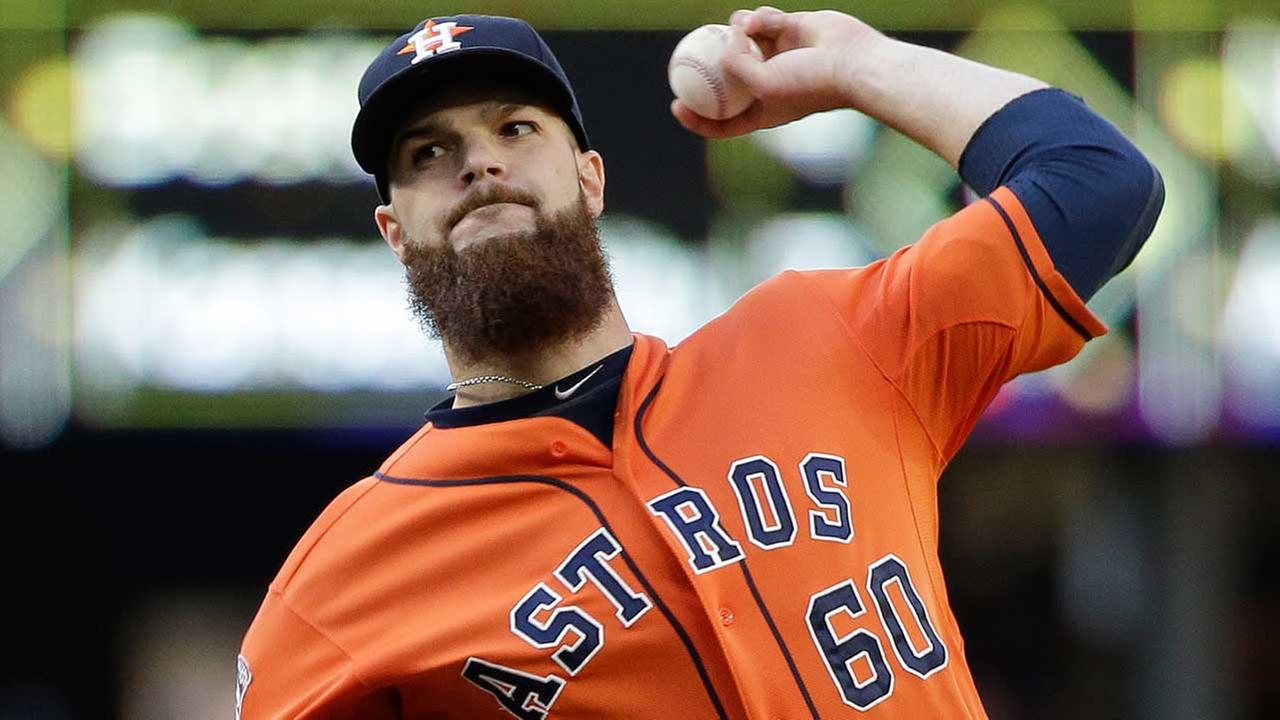 Astros Keuchel named starter for AL in All-Star Game