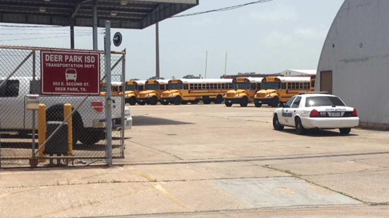 Boy, 5, left alone on school bus in Deer Park for hours