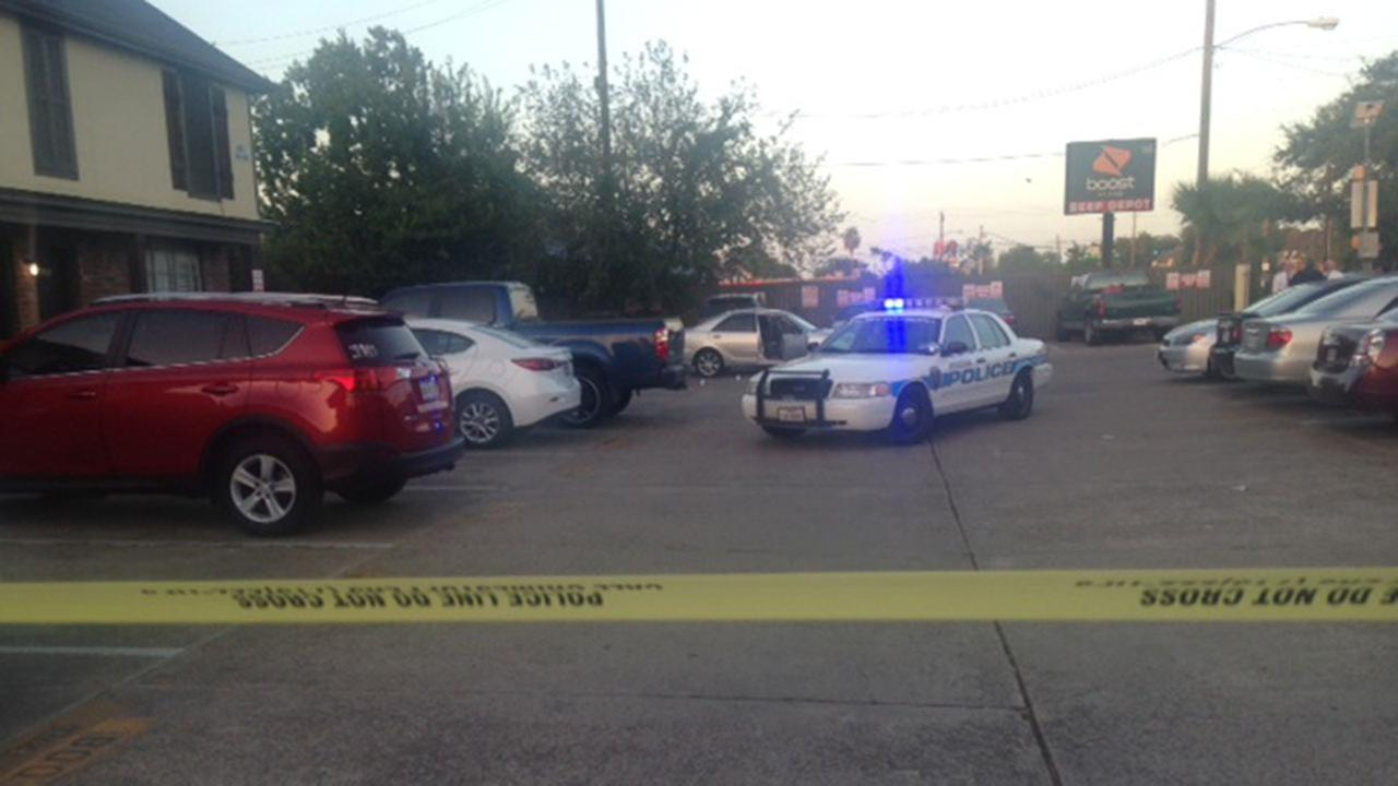 Suspect injured in officer-involved shooting in southwest Houston