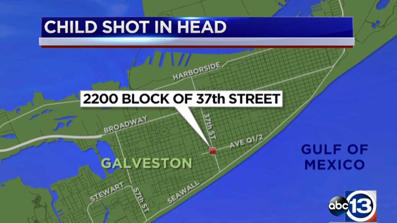 Police: Galveston boy, 4, expected to survive after shooting self in head