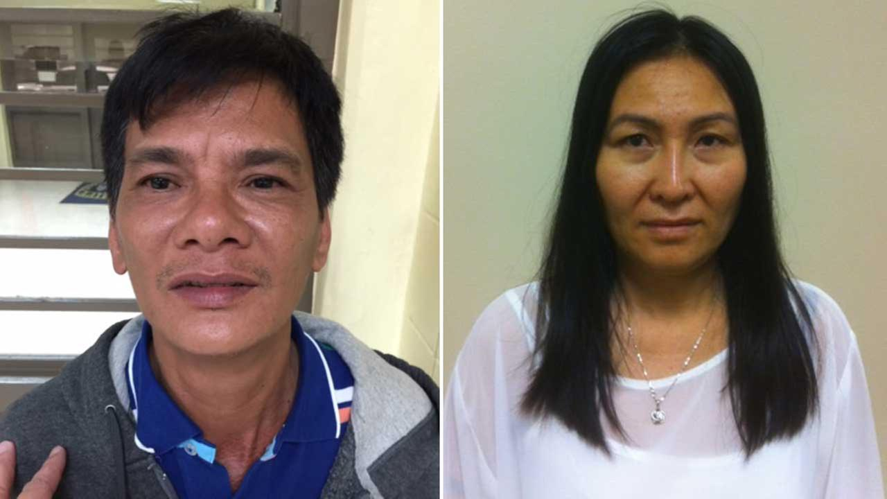 Long B. Nguyen, 44, and Thu T. Vo, 41, are accused of cheating in separate incidents at different Louisiana casinos