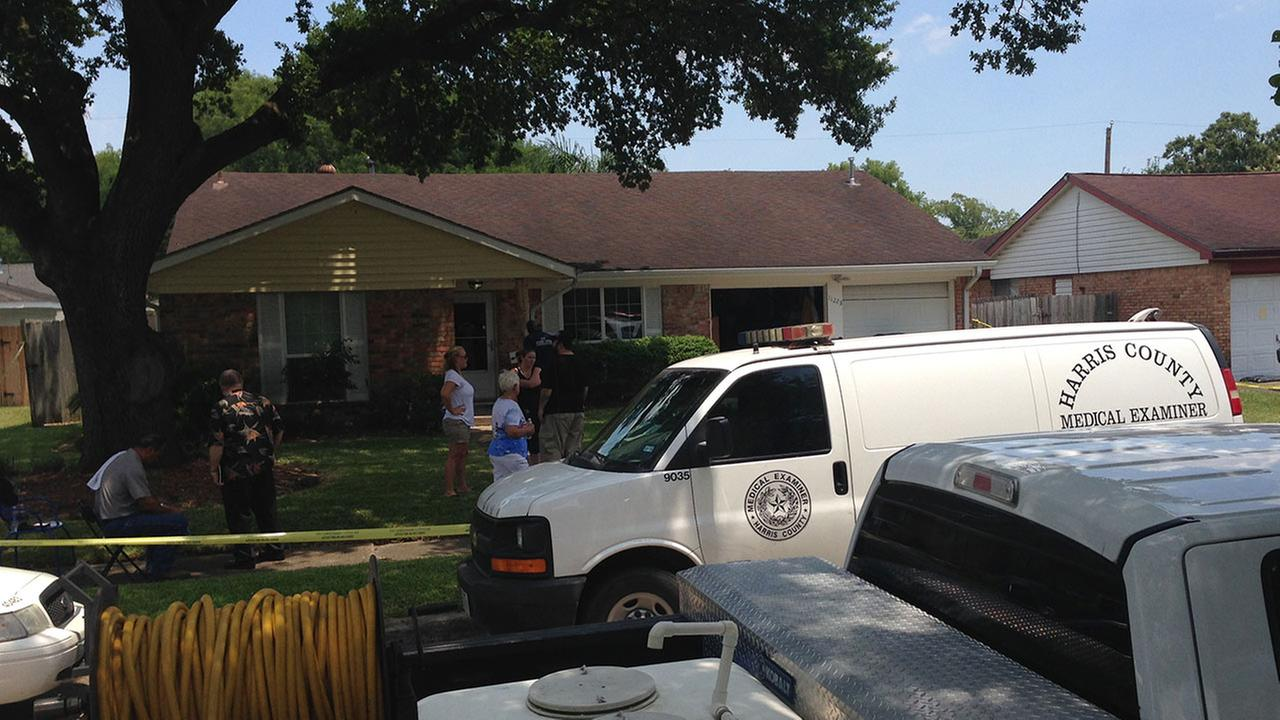Two-year-old boy drowns at home in southeast Houston