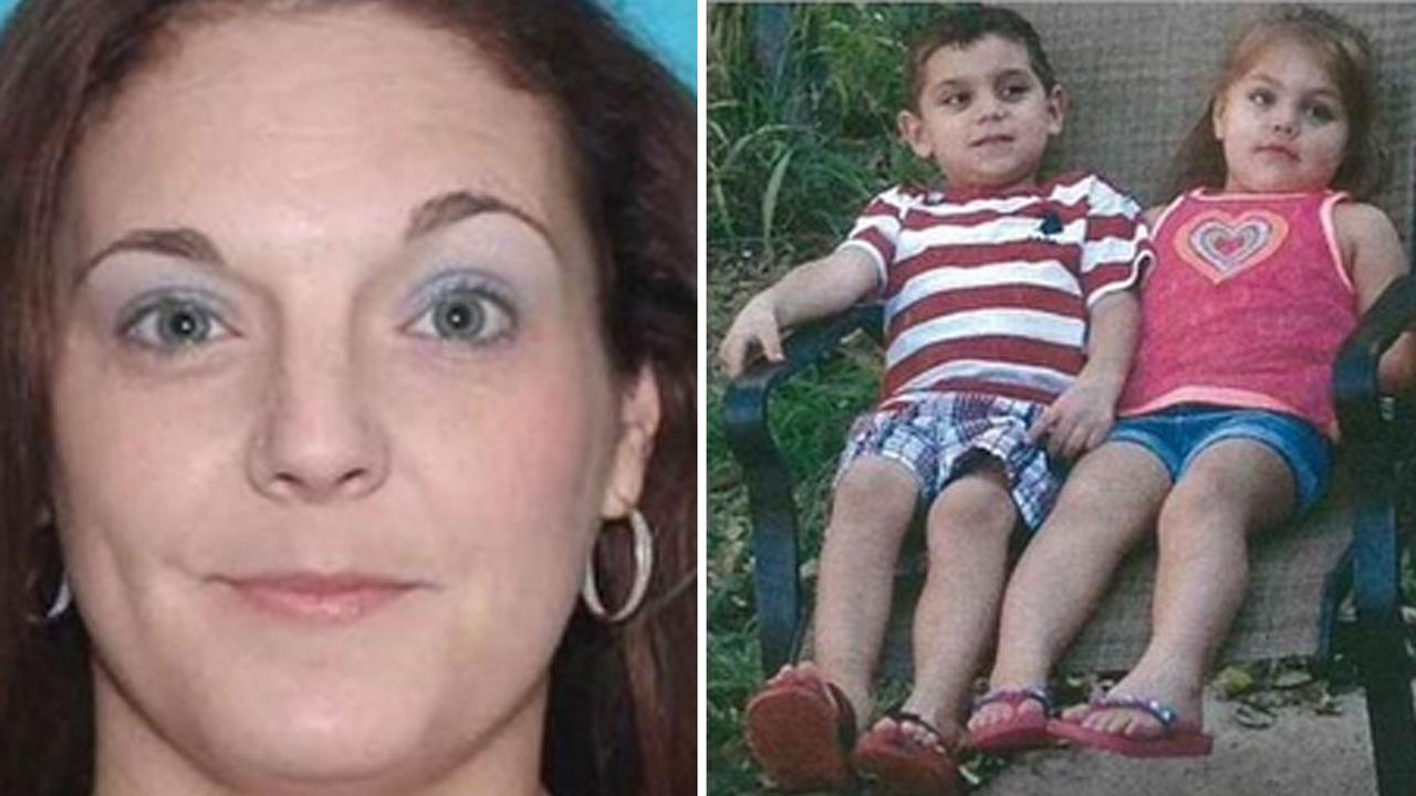 Amber Alert issued for two children from Corpus Christi