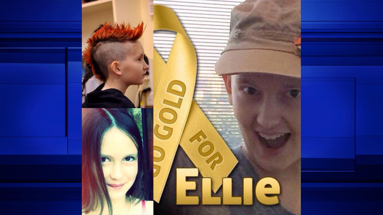 Ellie Fetner wasnt feeling well on Mothers Day.  She found out soon after that she had cancer.