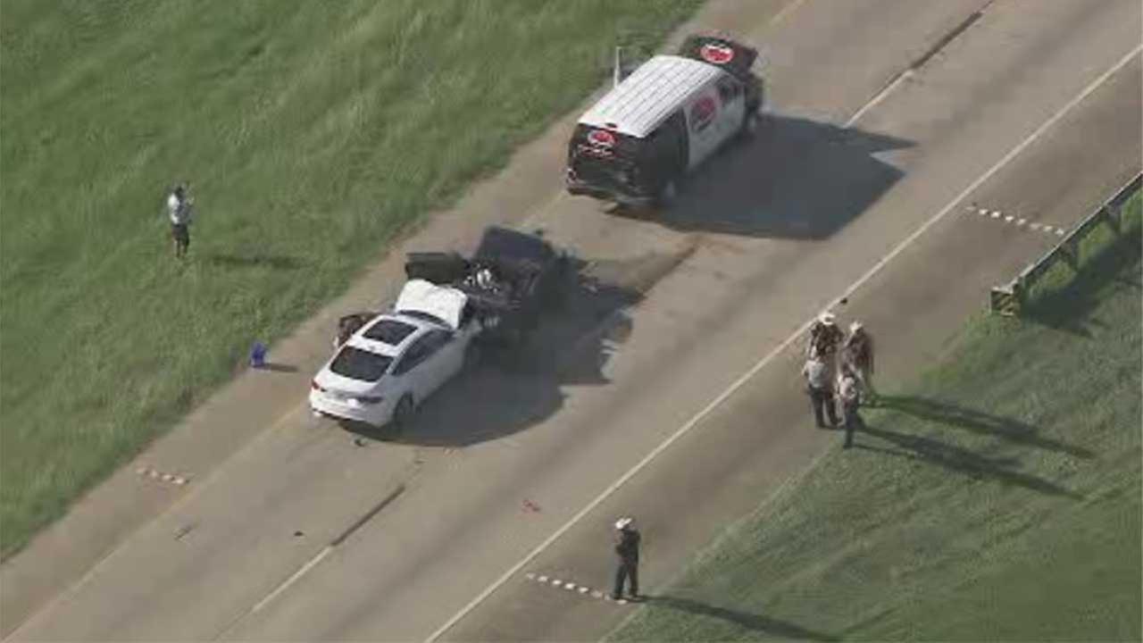 One person dead in multi-vehicle wreck in Cinco Ranch area