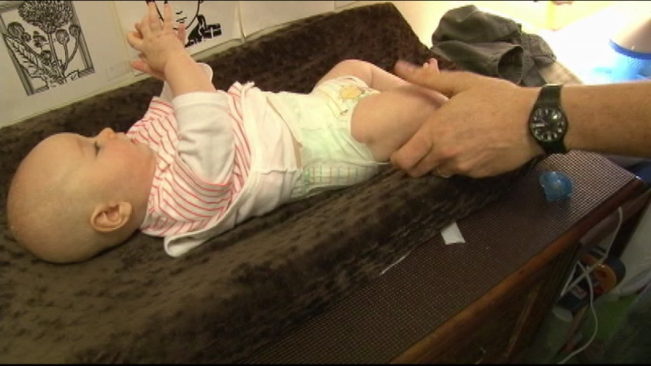 New law requires changing tables in mens public bathrooms