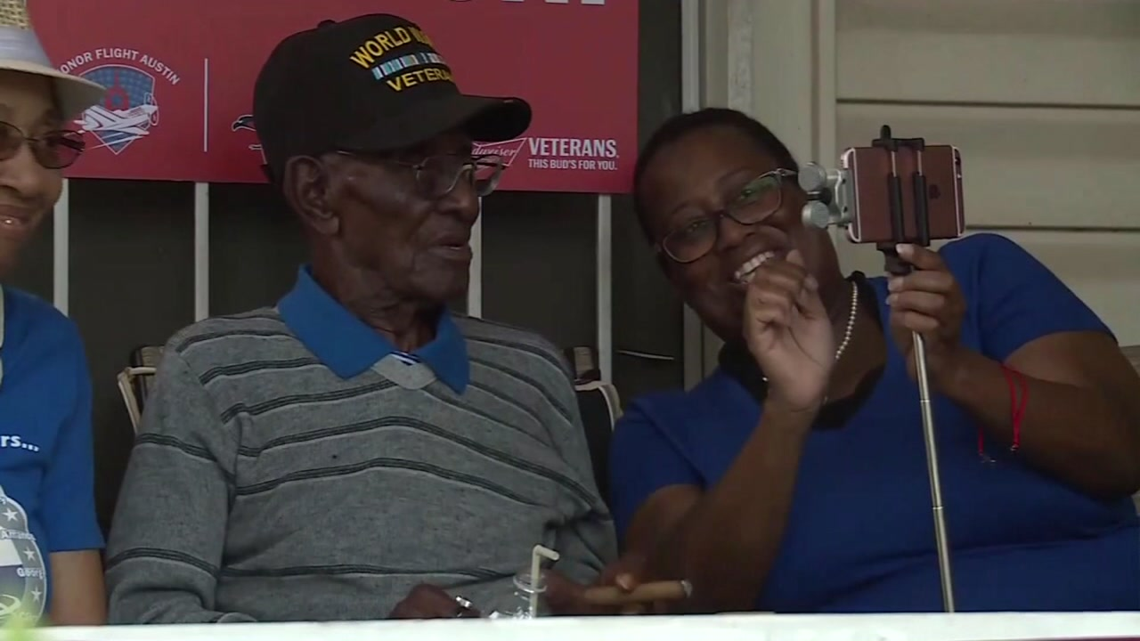 Google maps memorializes WWII veteran on his front porch