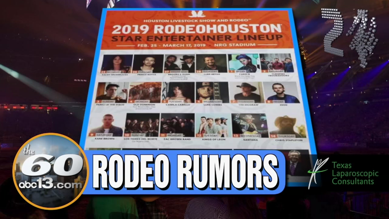 Well find out if the rodeo concert lineup is true, plus the University of Houston gets ready to introduce its new head football coach.