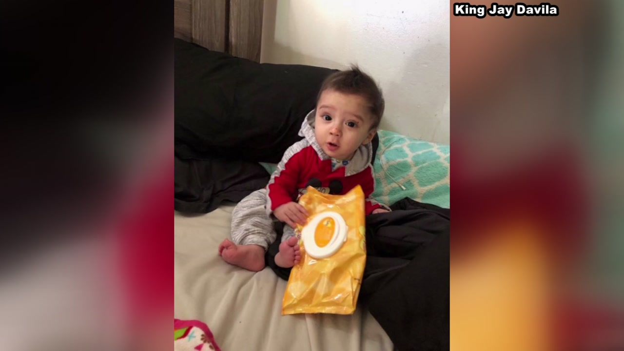 Father suspected in kidnapping of 8-month-old son